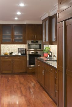 Kitchen Remodel Using Existing Oak Cabinets Traditional Diy Crafts Pinterest And Kitchens