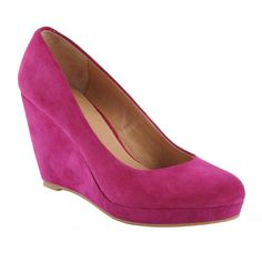 most comfy wedges. i wear the black ones 90% of the time. pink anyone?