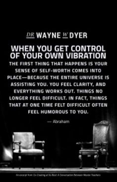 Wayne Dyer & Abraham Hicks