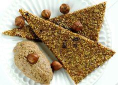Raw Food Recipe for Cinnamon Raisin Toast —Raw Food Rawmazing Raw Food