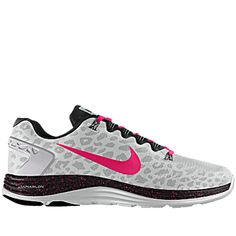 customized Nike LunarGlide 5 Shield iD Women's Running Shoe from NIKEiD. #MYNIKEiDS ~ my new gym shoes