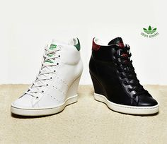 C'est nouveau : c'est cool ? ADIDAS LANCE LA STAN SMITH COMPENSÉE #adidas #stanSmith-up #basket #compensee