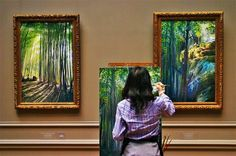 Art picture by Seizi.N 以前に僕の描いた絵を額縁や展示会場に飾ってみました。  元祖オモシロ替え歌です。 嘉門達夫 替え歌AKBネタ http://youtu.be/QlKIAcAv5Uk