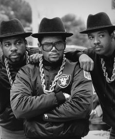 female-hustla:  RUN DMC