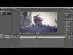 After Effects Tutorials - Colour Grading (Retro style) - YouTube