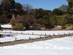 Rikugi-en -- 六義園