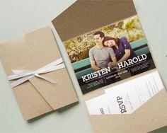 DIY Details for Your Wedding Invitation Suite | Wedding Inspirasi