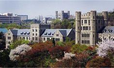 SKY da Coreia do Sul – Universidade da Coreia
