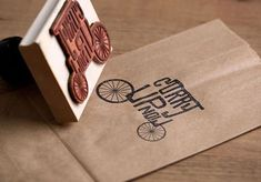 Food Rings Ideas & Inspirations 2017 - DISCOVER Curry Up Now Indian Street Food Restaurant and Food Truck Brand Identity Bay Area Logo Rubber stamp Design Logo Restaurant, Restaurant Recipes, Restaurant Design, Resturant Menu, Food Design, Food Truck Design, Cafe Design, Design Ideas, Food Branding