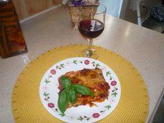 Maggiano's Restaurant Copycat Recipes: Spinach and Artichoke Lasagna Rolls