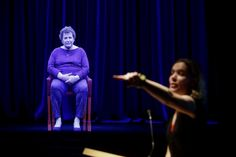 US museum debuts first 3-D holograms of Holocaust survivors  Chicago exhibit uses voice-recognition technology and machine learning to let visitors ask questions about hardships under Nazi regime