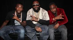 Hear Rick Ross, Meek Mill, Wale's Menacing 'Make It Work' #headphones #music #headphones