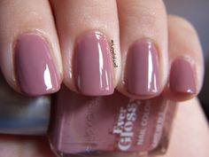 The Polish Well: Silky Girl: Mauve Dreams