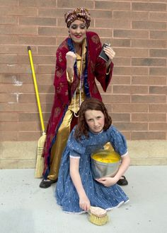 The Hannigan I am looking for!  sc 1 st  Pinterest & annie costume ideas | Costumes Ideas for Musical Theatre / #Annie ...