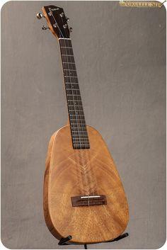 Pono TT-4 Tahitian Style Tenor 4 string