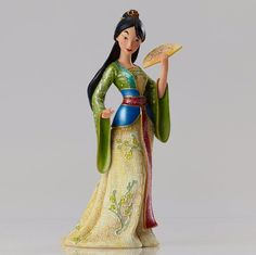 COUTURE DE FORCE Disney Showcase Figurine Princess 4045773 MULAN #CoutureDeForce