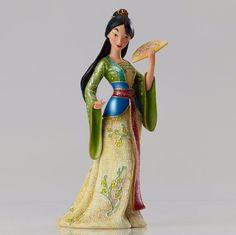 COUTURE DE FORCE Disney Showcase Figurine Princess 4045773 MULAN #CoutureDeForce