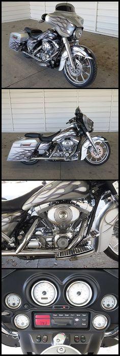 Harley-Davidson Screaming Eagle Built by Martin Bros Bikes