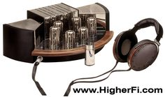 Sennheiser Orpheus Headphones Presented on CES Bling Bling, Mc Intosh, Sennheiser Headphones, Cd Player, Nixie Tube, Best Headphones, Hifi Audio, Most Expensive, Vacuum Tube