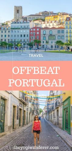 Portugal off the beaten path: 2 weeks in Portugal itinerary by a local Want to explore Portugal like a local and see an authentic side of the country? This 2 weeks in Portugal itinerary is for you! Portugal Vacation, Portugal Travel Guide, Europe Travel Guide, Travel Guides, Travel Destinations, Portugal Trip, Europe Packing, Backpacking Europe, Packing Lists