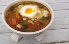 Garlic-Kale-Soup-with-a-Poached-Egg