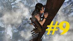 Tomb Raider Definitive Edition #9 Лагерь вид со скалы - Прохождение игры...