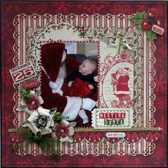 Meeting Santa - My Creative Scrapbook - Scrapbook.com