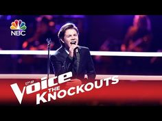 "The Voice 2015 Knockout - Braiden Sunshine: ""Feeling Good"" - YouTube"