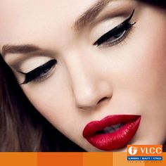 At VLCC, we offer #makeup services to give you 3 different looks.  Choose from Fresh, Glam and Diva make-up styles for a unique and truly beautiful look each time!