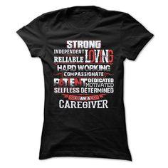 (Tshirt Coupons) Awesome Caregiver Shirt [Tshirt Best Selling] Hoodies, Funny Tee Shirts