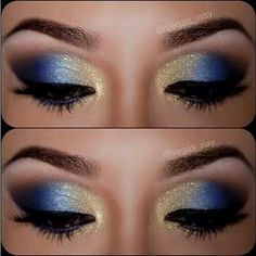 Formal Eye Makeup For Blue Eyes - Yahoo Image Search Results