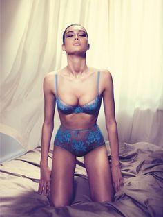 Collection Saint-Tropez | ID Sarrieri SS14 #lingerie