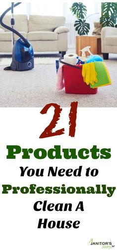 These cleaning products will help you clean a house like a professional. Although we have 21 products you can choose from, number 2 and number 9 are my all time favorites! via Cleaning Tips Best 21 (Traditional) Cleaning Products for Housekeeping Cleaning Companies, Best Cleaning Products, House Cleaning Services, Cleaning Business, House Cleaning Tips, Spring Cleaning, Speed Cleaning, Deep Cleaning Tips, Cleaning Checklist