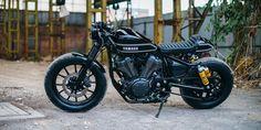 Yamaha XV950 Cafe Racer New Venezia Moto #motorcycles #caferacer #motos | caferacerpasion.com