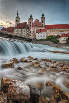 Steyr, Austria -- One of my favorite trips! World Most Beautiful Place, Wonderful Places, Beautiful Places, Steyr, Austria, Travel Around The World, Around The Worlds, Vacation Wishes, Europe