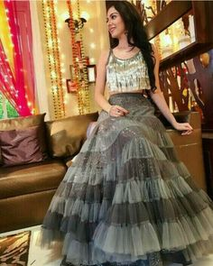 Pearl_designers Book ur dress now Completely stitched Customised in all colours For booking ur dress plz dm or whatsapp… Indian Wedding Outfits, Bridal Outfits, Indian Outfits, Lehenga Choli Designs, Ghagra Choli, Moda Indiana, Lehnga Dress, Saree Blouse, Indian Gowns Dresses
