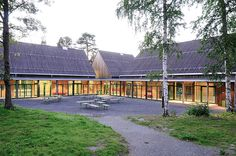 blakstad haffner arkitekter's hegnhuset in utoya preserves history