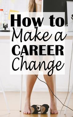 If you are stuck in a job that's not fulfilling you, there is no better time than right now to take action and make the jump to a more fulfilling career. | Financegirl