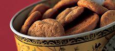 Sprøde kanelsmåkager - Opskrifter - Arla