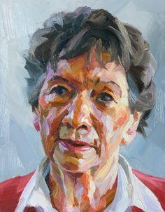 Your Paintings - Paul Wright paintings Acrylic Portrait Painting, Oil Portrait, Abstract Portrait, Portrait Paintings, Painting People, Figure Painting, Paul Wright, Fashion Painting, Art Uk