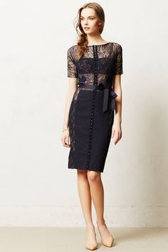 Carissima Sheath - anthropologie.com