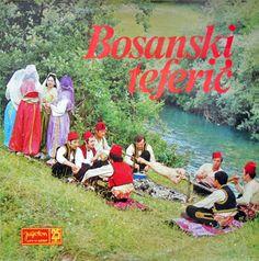 MUZIKA BALKANA - BALKAN MUSIC: BOSANSKI TEFERIČ