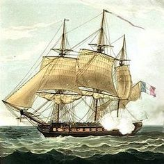 """""""La Méduse"""" was a 40-gun Pallas-class frigate of the French Navy , launched in 1810. She took part in the Napoleonic Wars , namely in the late stages of the Mauritius campaign of 1809–1811 and in raids in the Caribbean. After the Bourbon Restoration , she was armed en flûte to ferry French officials to Saint-Louis , in Senegal , for the reestablishing of the colony after the British handover. Through inept navigation of her captain, an émigré given command for political reasons but…"""