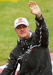 Michael Schumacher info