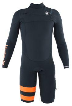 2mm Men's Hurley FUSION L/S Springsuit   Wetsuit Wearhouse