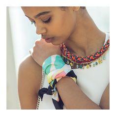 Must-have: bandana! #howtowear #howtowearbandana #fashion #style #accessories #doityourself