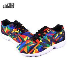 Adidas Zx Flux Men Geometric