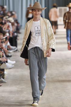 Visvim Spring 2017 Menswear Collection Photos - Vogue