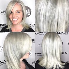Beautiful Icy White Platinum Blonde by @madewellhair Achieving a healthy blonde is easy with the right stylist and right products. Call the salon to book a Free constitution. 813.801.9700 @magiclightener @olaplex @behindthechair_com #whiteblonde #whitehair#blondebalayage #women #balayage #ombrehair #hair #olaplex  #babe  #tampahair #naturalhair #blonde #blondegirl  #hairofinstagram #platinumblonde  #behindthechair #babe #selfie  #silverhair #highlights  #allaboutdahair #hotonbeauty…