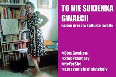 Krzysztof Cibor - Razem przeciw kulturze gwałtu! #StopGwaltom #StopPrzemocy #HeForShe #ozgecanicinminietekgiy